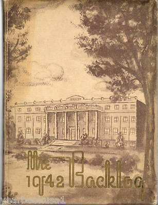 Lipscomb College High School Nashville Tennessee 1942 Yearbook Annual University