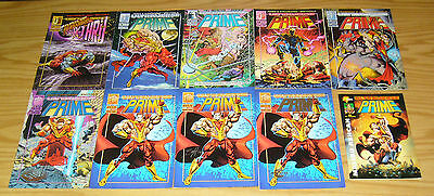 Prime #1-26 VF/NM complete series + v2 #∞ & 1-15 + annual + ashcan + (10) more