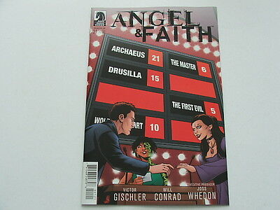 Angel And Faith Season Ten 21 (Dark Horse Comics) Dec 2015 SEASON 10 ISSUE 21