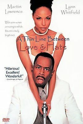 A Thin Line Between Love & Hate DVD Doug McHenry(DIR) 1996