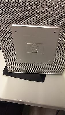 HP ThinClient T5740 Atom N280 1,66GHz 2GB Flash 1GB WES09 ink  Adapter Standfuß