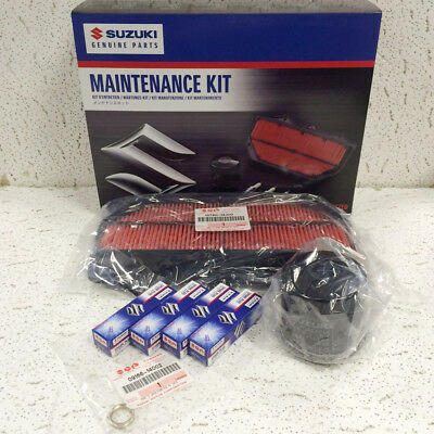 Suzuki Genuine Service Maintenance Kit - GSXR600 GSXR750 (2011-2016) L1-L6)