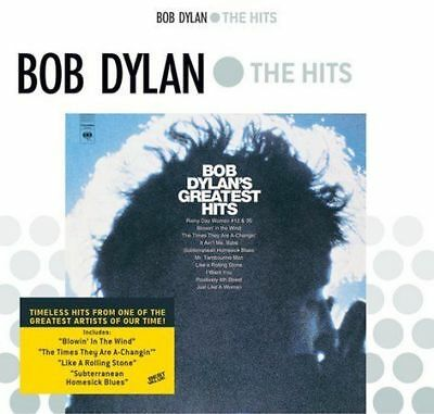 Bob Dylan's Greatest Hits CD (2000)