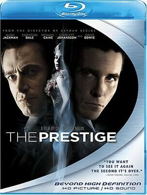 The Prestige [Blu-ray] Blu-ray