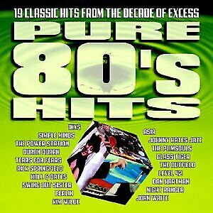 Various Artists : Pure 80s Hits CD