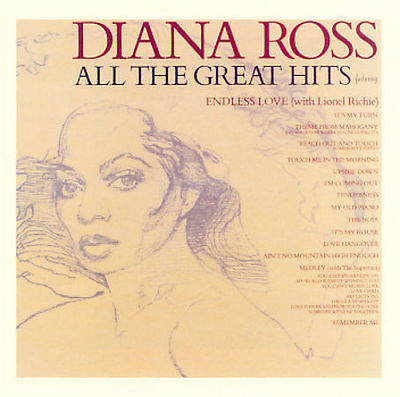 Ross, Diana : All the Great Hits CD