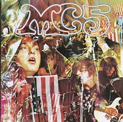 Mc5 : Kick Out the Jams CD