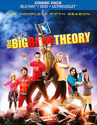 The Big Bang Theory: The Complete Fifth Blu-ray