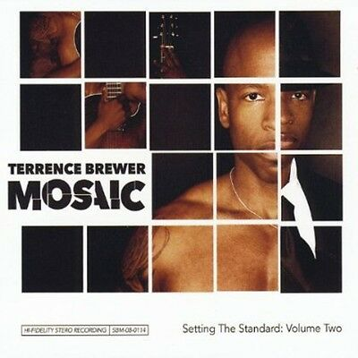 Terrence Brewer - Mosaic-Setting the Standard: Volume 2 [New CD]