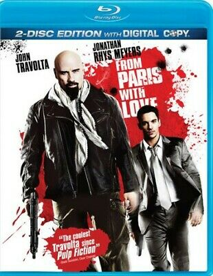 From Paris with Love  [Blu-ray] Blu-ray