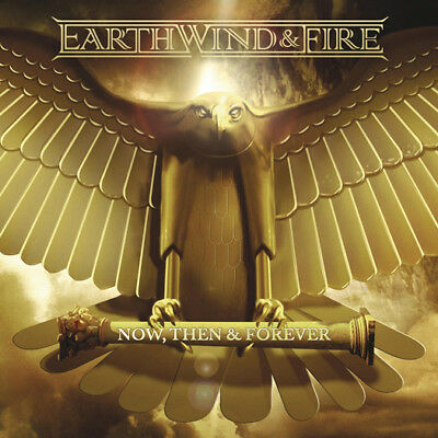 Earth Wind & Fire Now Then & Forever Lp Vinyl New (Us) 33Rpm