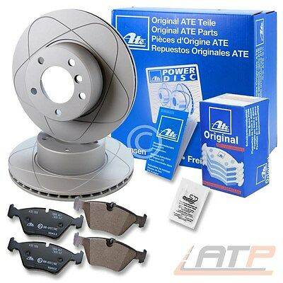 Ate Power Disc Brake Discs + Pads Front Axle Vented Ø288 Audi A4 B5 8D 95-01