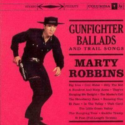Marty Robbins : Gunfighter Ballads & Trail Songs CD (1999)