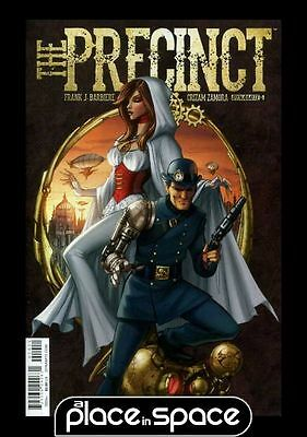The Precinct #1A - Benitez Cover