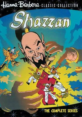 Hanna-Barbera Classic Collection: Shazzan - The Complete Series Used - Very Good