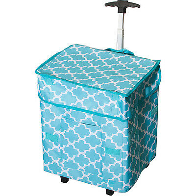 dbest products Trendy Cart 2 Colors Softside Carry-On NEW