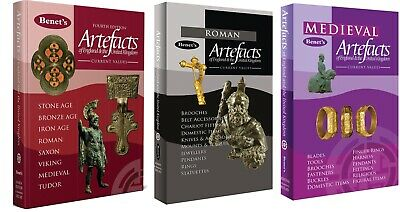 BUY ALL 3 BENET'S BOOKS FOR ONLY £65 - save £15