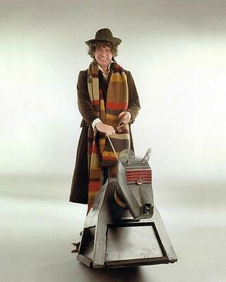 "Tom Baker [Doctor Who] 8""x10"" 10""x8"" Photo 58775"