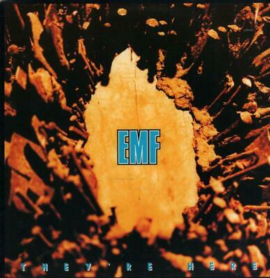 "EMF(12"" Vinyl P/S)They're Here-Parlophone-12R 6121-UK-1992-VG/VG+"