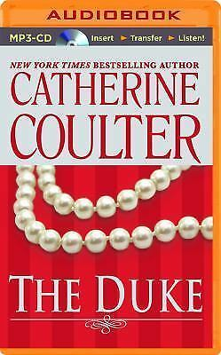 Regency: The Duke 4 by Catherine Coulter (2015, MP3 CD, Unabridged)