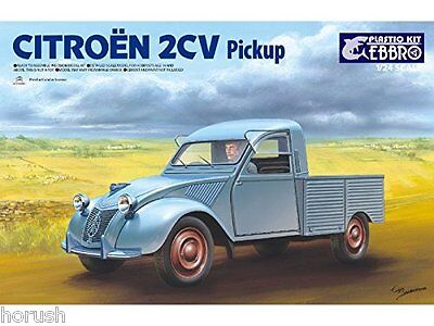 citroen 2cv pickup 1 24 ebbro 25004 eur 49 90 picclick de. Black Bedroom Furniture Sets. Home Design Ideas