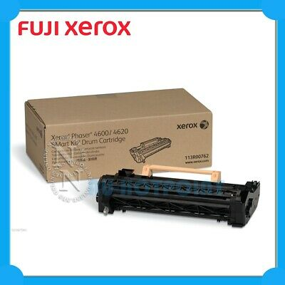 Fuji Xerox 113R00762 genuine imaging drum unit for Phaser 4600/4620/4622 (80K)