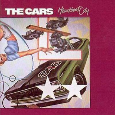 The Cars : Heartbeat City CD (1984)