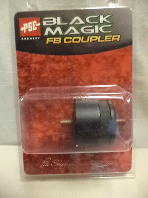 NEW-PSE Black Magic FB Coupler For Your Stabilizer-3.5oz