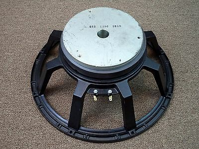 """Electro-Voice 15L Woofer Frame / Buy Raw Frame or Buy it Newly Reconed / 15"""""""