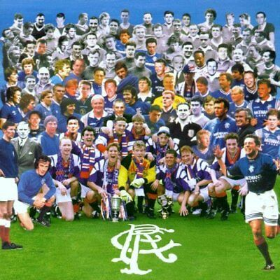 Glasgow Rangers FC: Ibrox Anthems CD