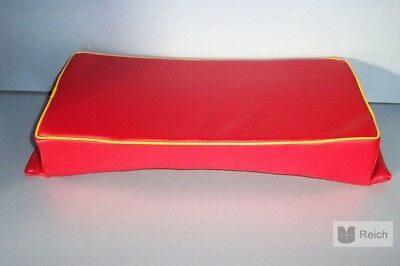 Co-Driver Seat Cushion Curved FOR TRACTORS Tractor Direct Fender Mounting