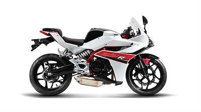 0% FINANCE IN SEPTEMBER 16' Hyosung GD250R 250cc R Sports Motorcycle A2 Licence
