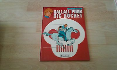 Ric Hochet Tome 28 Hallali Pour Ric Hochet