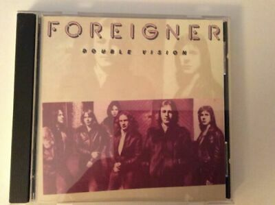 Foreigner : Double Vision CD