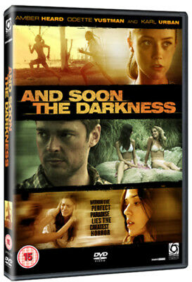 And Soon the Darkness DVD (2011) Amber Heard ***NEW***