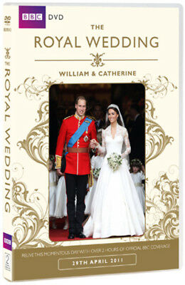 The Royal Wedding - William and Catherine DVD (2011) Prince William cert E