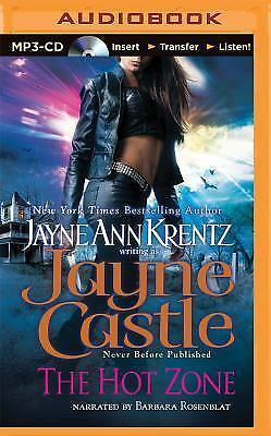 The Hot Zone by Jayne Castle (2015, MP3 CD, Unabridged)