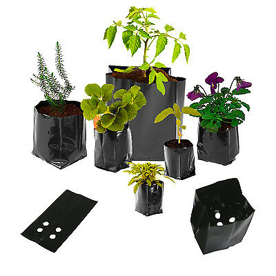Poly Pots Professional Plant Pots Grow Bag Many Sizes Reusable Quality