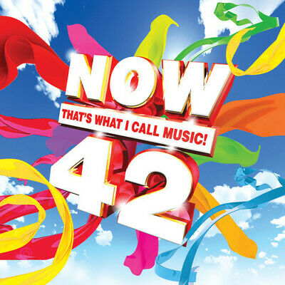 Various Artists : Now 42: Thats What I Call Music CD