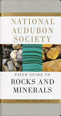 National Audubon Society Field Guide to North American Rocks and Minerals by Cha