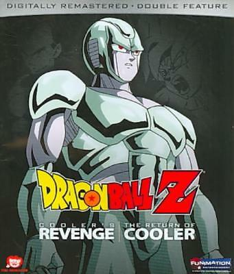 Dragon Ball Z: The Movies - Cooler's Revenge/the Return Of Cooler New Blu-Ray