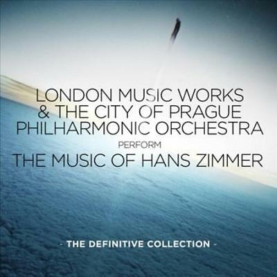 The Music of Hans Zimmer: The Definitive Collection New CD