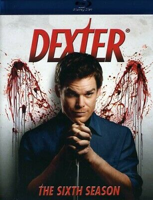 Dexter: The Sixth Season [Blu-ray] Blu-ray