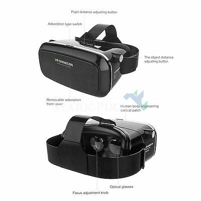 Google VR Virtual Reality 3D Brille ?¨²IOS iPhone 4/4s/5/5s/6/6s/6 plus/6s plus