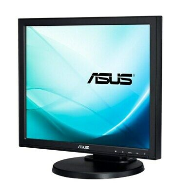 ASUS VB199T-P 19 inch LED IPS Monitor - IPS Panel, 1280 x 1024, 5ms, Speakers