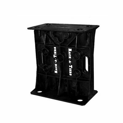 Rack-A-Tiers - 11455 2 Piece Multi-Purpose Wire Dispenser Stands One Sz Fits All