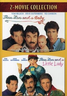 Three Men and a Baby / Three Men and a L DVD