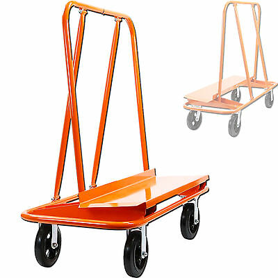 3000lb. Drywall Utility Cart Plywood Dolly Wall Panel Trolley board Sheetrock