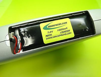 NEW 1000mA BATTERY FOR SWINGLINE 48201 STAPLER MADE IN USA ALMOST TWICE THE CAPACITY AND LONGER LIFE