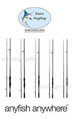 Anyfish Anywhere NEW Lure & Bait MK2 Spinning Rod - All Sizes
